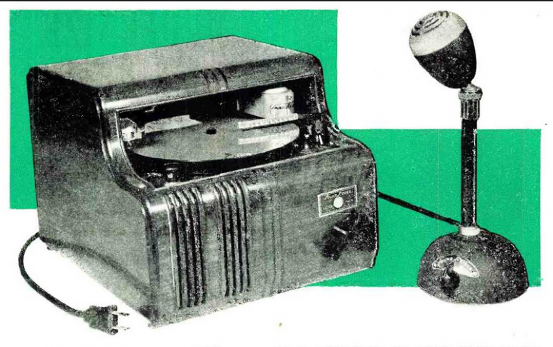 Dictation Machine